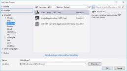 Unit Tests mit .NET Core
