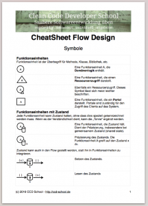 Cheatsheet Flow Design