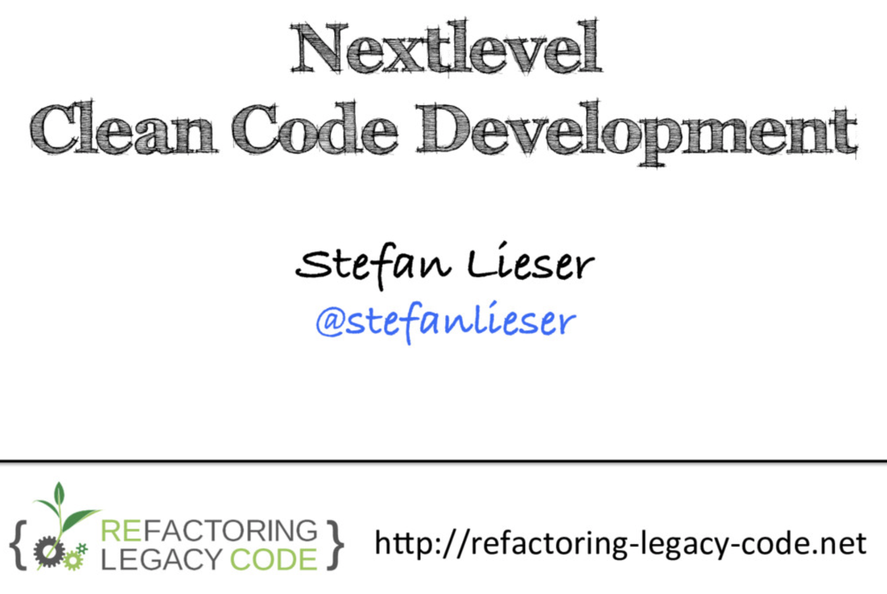 Nextlevel Clean Code Development